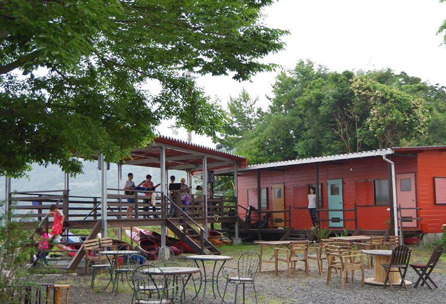 和歌山・湯淺の海近カフェ